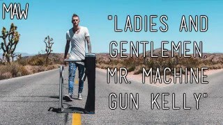 Machine Gun Kelly - Life (With Lyrics)