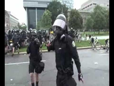 media prensentation G20 clip