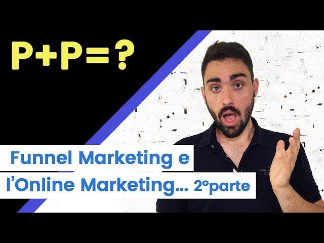 Funnel Marketing italia- Online Marketing e quello che DEVI sapere! Tutorial 2° parte