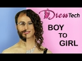 Extreme Boy To Girl Transformation with Diana Vandenburg