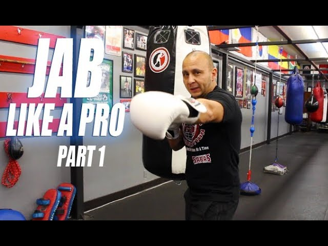 Learning the Jab Part 1