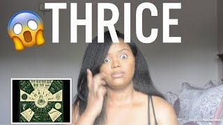 Thrice- Hold Fast Hope REACTION!!!