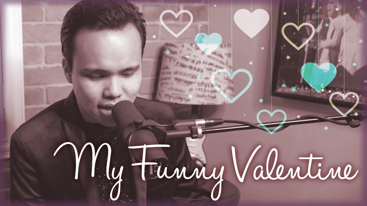 My Funny Valentine by Kodi Lee