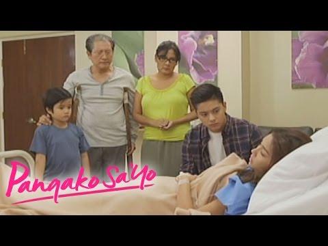 Download Pangako Sa'Yo: Angelo takes Yna to the hospital