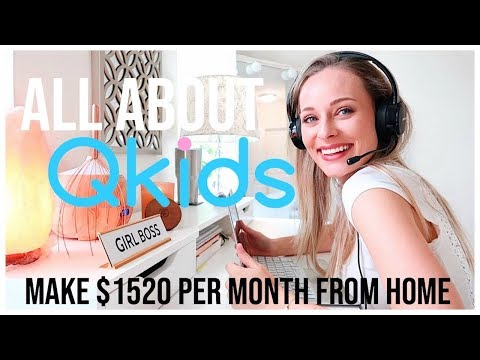 ALL ABOUT  QKIDS  How Much I Get Paid Hiring Process Inside the Classroom