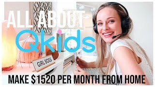 ALL ABOUT  QKIDS | How Much I Get Paid, Hiring Process, Inside the Classroom