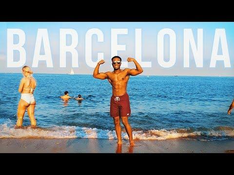 BARCELONA SUMMER VIBES | Epic Travel VLOG 🛫