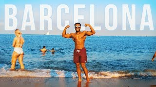 EXPLORING BARCELONA! | Summer Shredding Travel VLOG