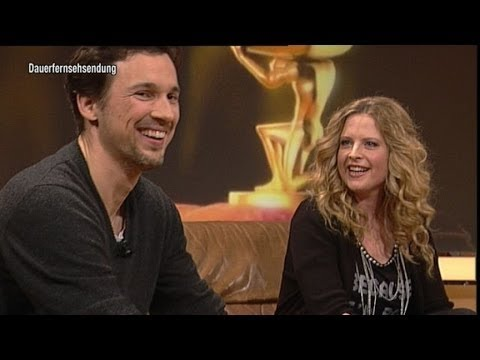Florian David Fitz singt bei TV total!  TV total
