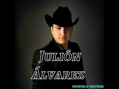 Nadien Mas Que Yo--Julión Alvarez. (Letra)