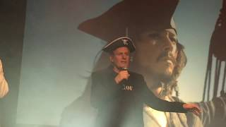 The Lonely Island and Michael Bolton - Jack Sparrow Live
