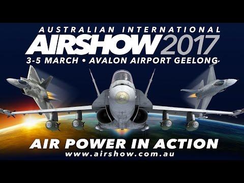 Avalon 2017 Australian International Airshow - Highlights