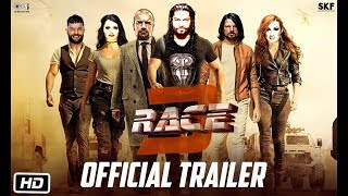 Race 3 | Official Trailer | Salman Khan, Roman Reigns, Paige, Triple H, ... | WWE Trailer Spoof