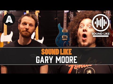 Sound Like Gary Moore - Without Busting The Bank