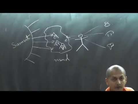 25 Swami Sarvapriyananda at IITK  - Viewing the World as the Witness (Panchadasi)
