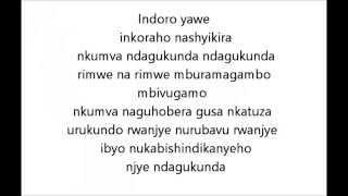NDAGUKUNDA by King James Official video lyrics