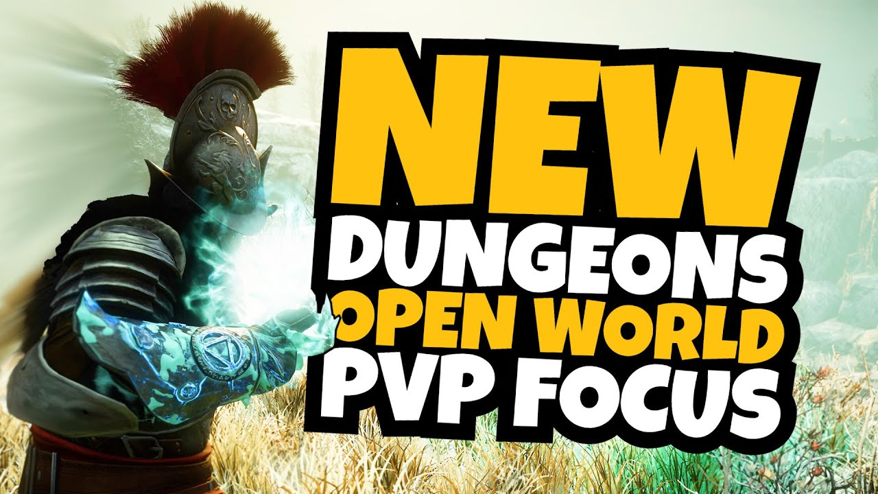 Download New World Keeps The BIG Changes Coming! (NEW PvP Focus, Weapon, Dungeons and More...)