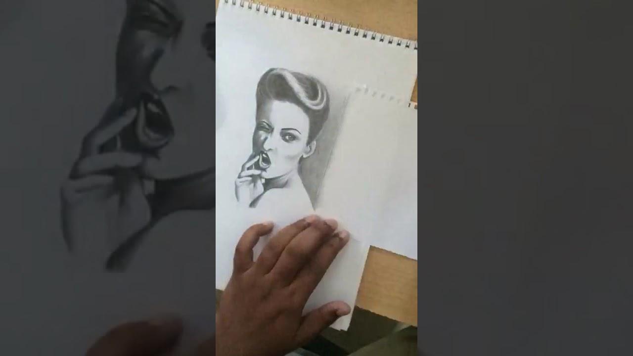 Drawing Doll Model