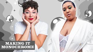 We Wore All White Outfits For A Week • Making It Monochrome
