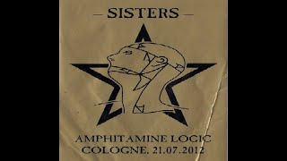 THE SISTERS OF MERCY live in Cologne (Amphi Festival) 21-7-12