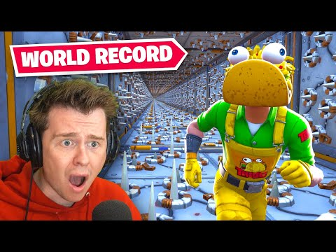 Reacting To Muselks Deathrun WORLD RECORD (3:51)!!
