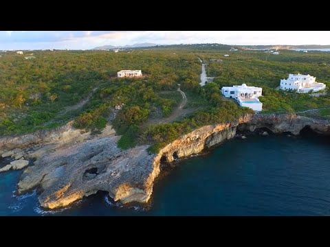 Anguilla Real Estate - Land for Sale in Black Garden Bay
