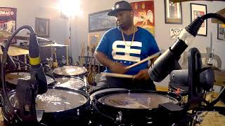 Crush Drums: Brent Easton Cover of DJ Khaled - To The Max