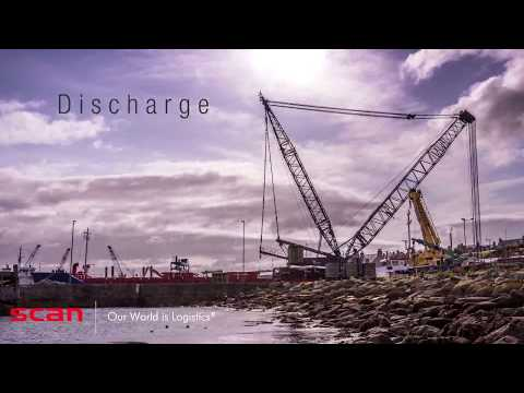 Scan Global Logistics Transformer Time Lapse Shipping