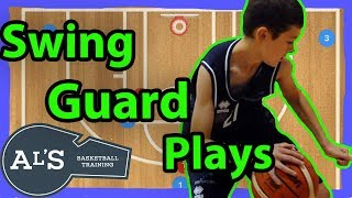 Swing Guard Basketball Plays