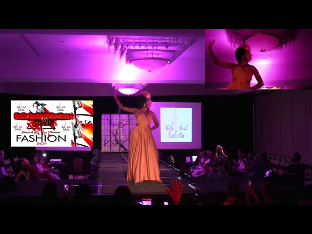 BellaRedd Collections The Launch of a Dream Fashion Show 9 8 18 SHORTENED