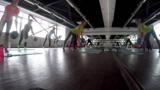 Стретчинг и баланс для похудения с Натали Тарасовой