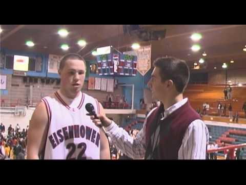 Ryan Watson - Postgame Interview vs. Davis (w/highlights)