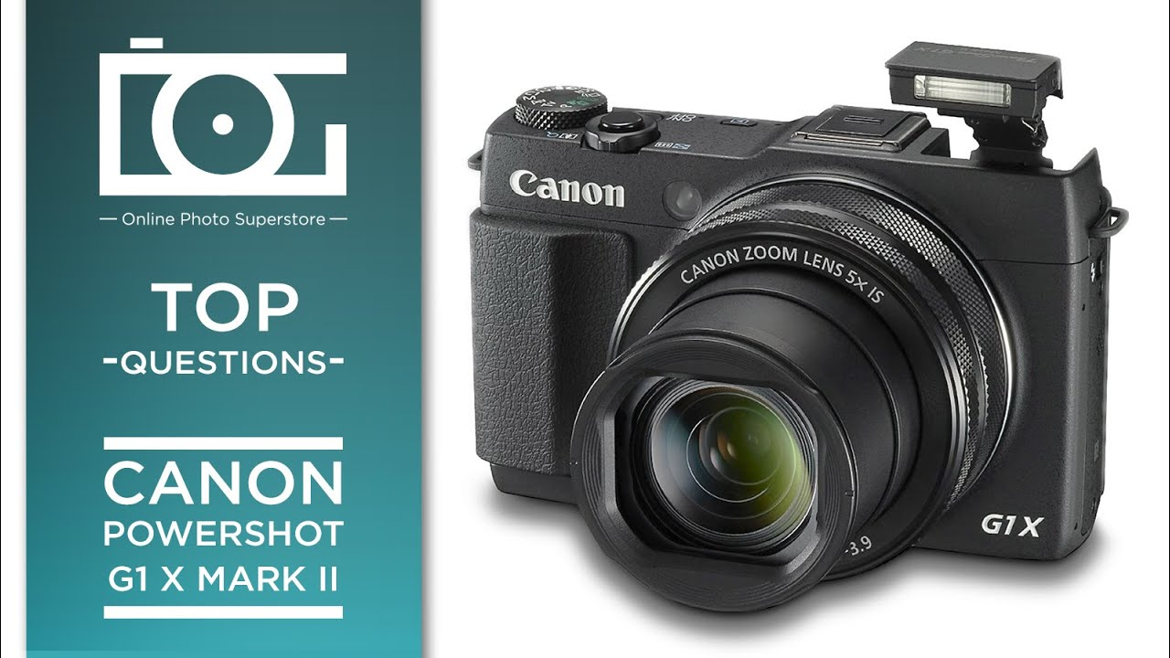 tutorial canon powershot g1 x mark ii point shoot camera most rh youtube com canon g1x manual español canon g1x manual español