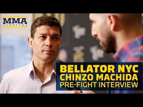 Chinzo Machida 'Not Impressed' with Bellator Foe James Gallagher - MMA Fighting
