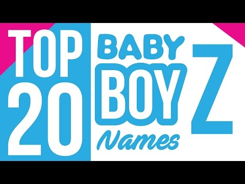 Baby Boy Names Start With Z Name For Boys