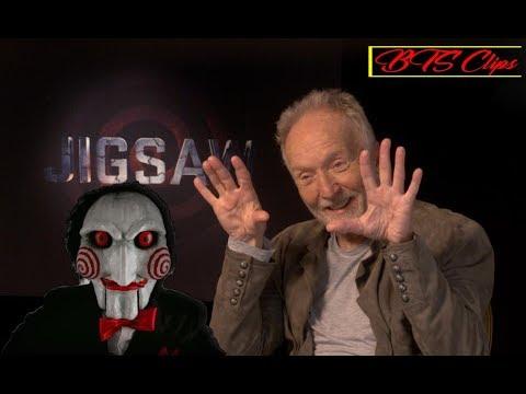 Tobin Bell Jigsaw 2017 Interview