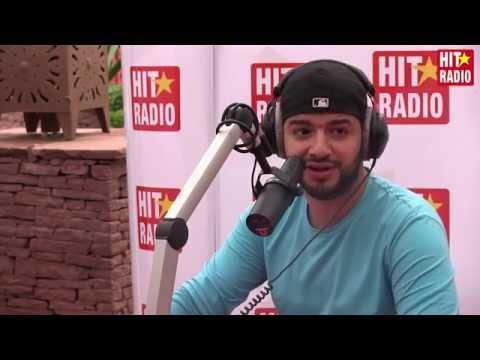 Hamza Filali dans le Morning de Momo au Marrakech du Rire 2015 sur HIT RADIO