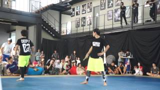 2014  redbull kick it qualifier - breaking