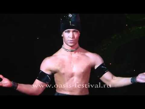 LUXOR male belly dance show10