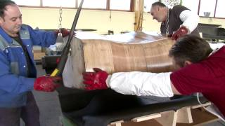 Iota Outdoor Furniture -- The Dune Chair -- Manufacturing Process -- High Res Mp4