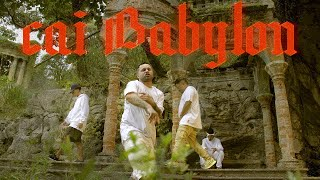 Cai Babylon -  Rod 3030, DK 47, Luccas Carlos e L7NNON (prod. El Lif)