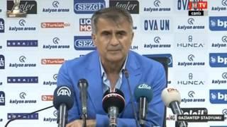 Şampiyon Beşiktaş   Şenol Güneş röportaj