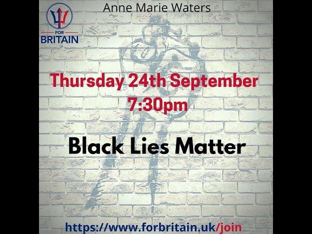 Black Lies Matter Book Review