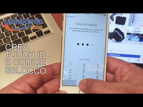 Prima attivazione iPhone 6