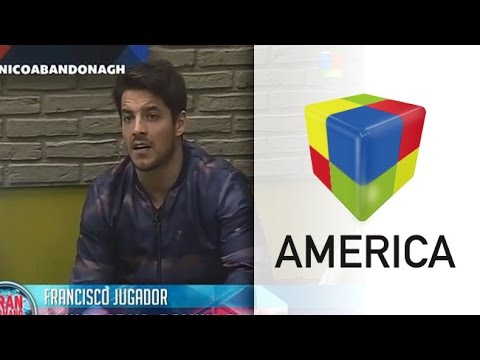 #GH2015: Con Nico fuera de La Casa, Francisco teme por la suerte de Romina