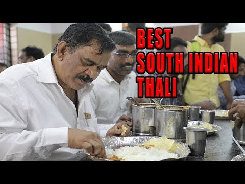90 Rs - Best South Indian Meals in Hyderabad | Harsha Mess