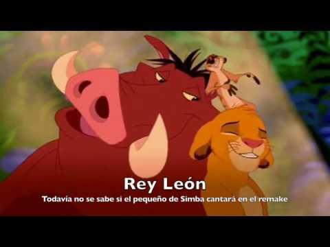 Disney prepara REMAKES de películas animadas / DESDE LA BUTACA