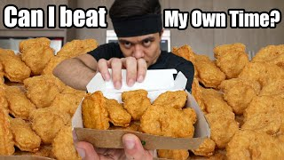 The 120 Chicken McNugget Challenge REVISITED (solo)