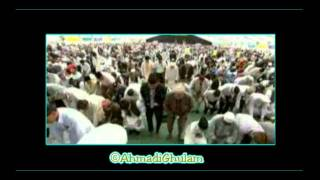 Jamal-e-Mahdi-e-Moud ke Deewane a Pohnche - Jalsa Salana UK 2011 - Ahmadiyya Nazam - ©AhmadiGhulam