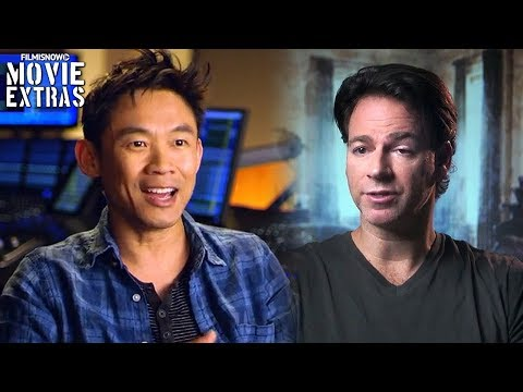 Annabelle: Creation | On-set visit with James Wan & Peter Safran 'Producers'
